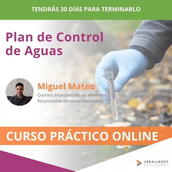 Plan de Control de Aguas | 28 euros