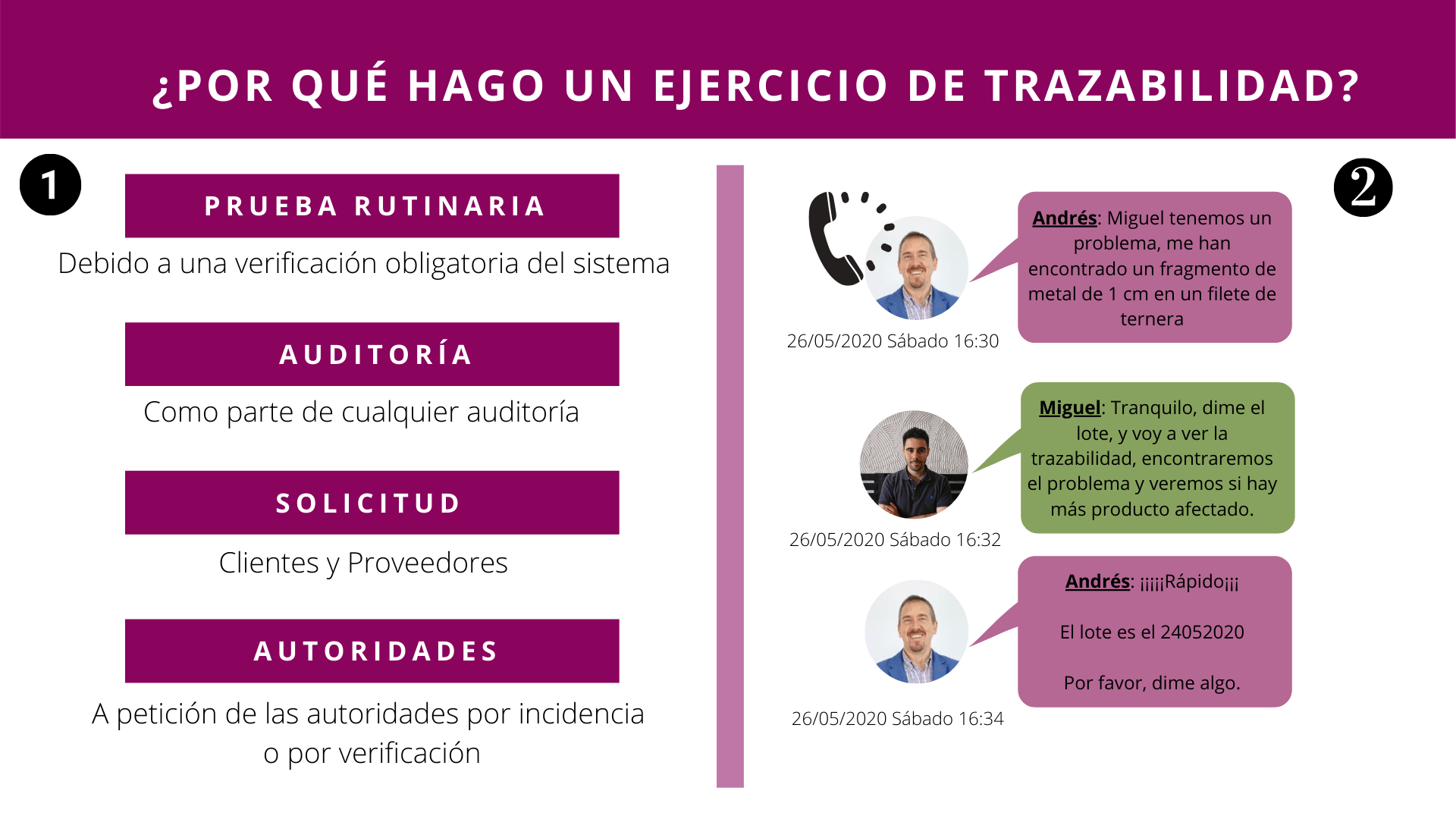 Trazabilidad Diapositiva 5
